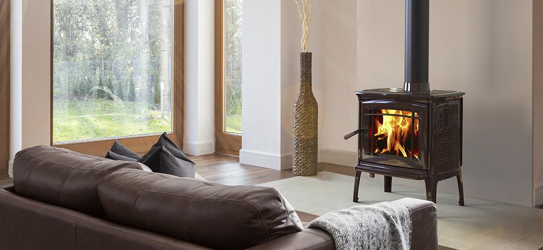 Estética renovada y alta eficiencia, características de la nueva estufa Craftsbury