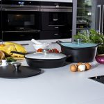 Cocottes y sartén Pearl Hearthstone Cookware