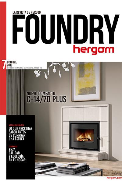C14 Plus Revista Hergom Foundry N7 Octubre 2018