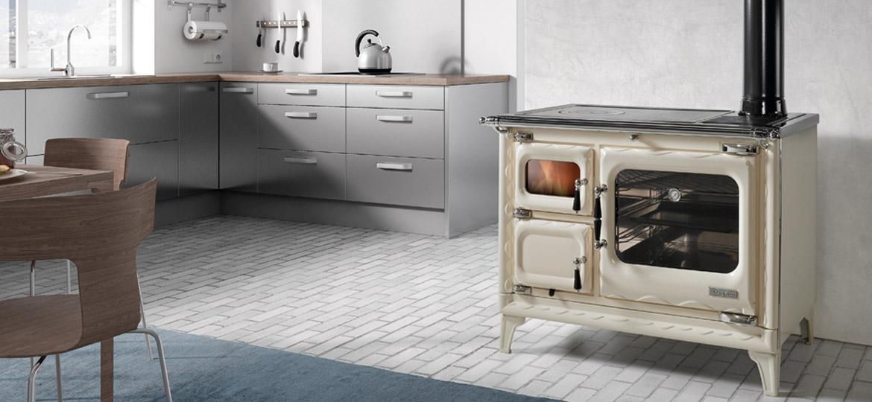Redescubre el encanto de cocinar con le a foundry herg m - Cocinar en horno de lena ...