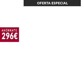 Horno de leña Aranda, Ahórrate 296 €