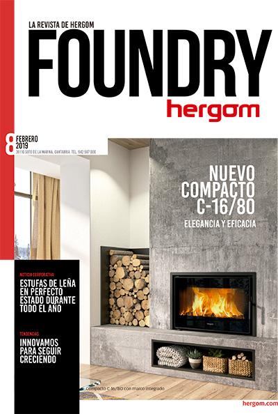Nuevo Compacto C16/80 Revista Hergom Foundry N8 Febrero 2019